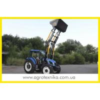 Быстросъемный фронтальный погрузчик на импортные трактора