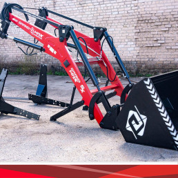Навесной погрузчик на трактор МТЗ 892  Grand Max Evolution SX