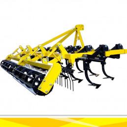Культиватор навесной КН Cultivation Grand Max КN - 2,8-2 (2-х рядный) грядиль