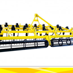 Культиватор навесной КН Cultivation Grand Max КN - 3,8-2 (2-х рядный) грядиль