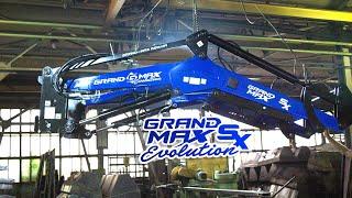 Подготовка к отгрузке фронтальных погрузчиков Grand Max Evolution на трактора МТЗ, ЮМЗ