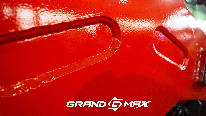 Фронтальный погрузчик КУН Grand Max Evolution SX на МТЗ-80