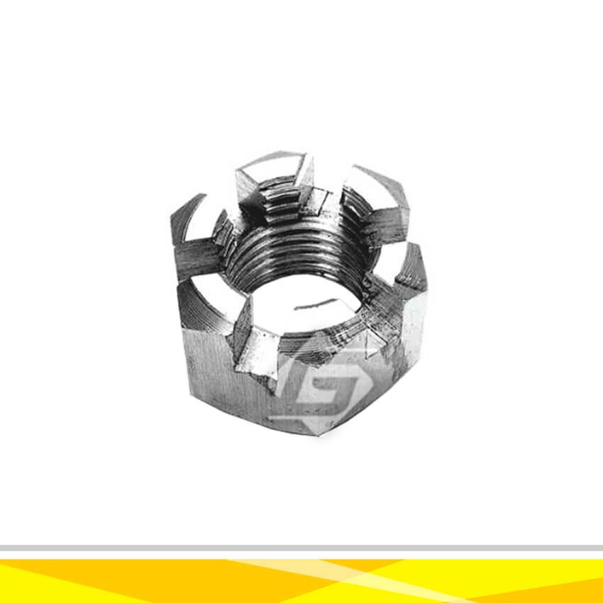 КТУ - Гайка м 30 (корончатая) КТУ-10