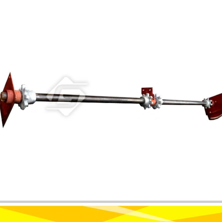 КТУ - Вал (ведущий роликовый) КТУ 50.3820